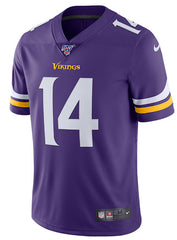 Nike Limited Home Stefon Diggs 100th Season Jersey