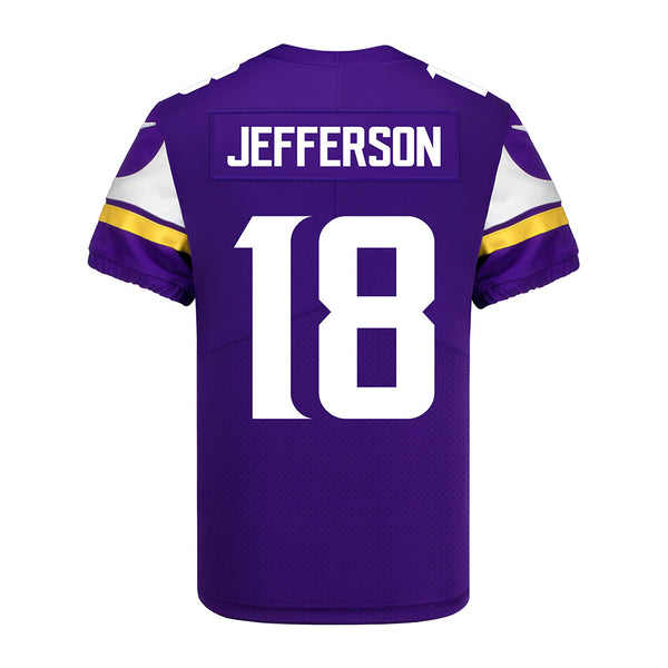 Nike Elite Home Justin Jefferson Jersey