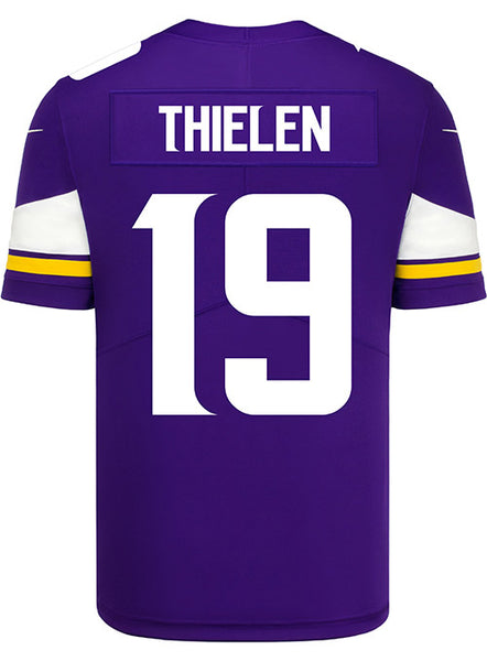 new product b6ec3 22604 Nike Limited Home Adam Thielen Jersey | Men's Vikings Jerseys | Vikings  Locker Room