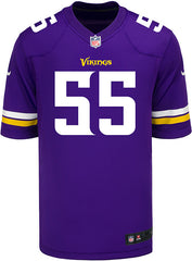 Nike Game Home Anthony Barr Jersey