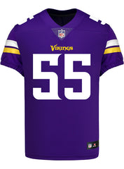 Nike Elite Home Anthony Barr Jersey
