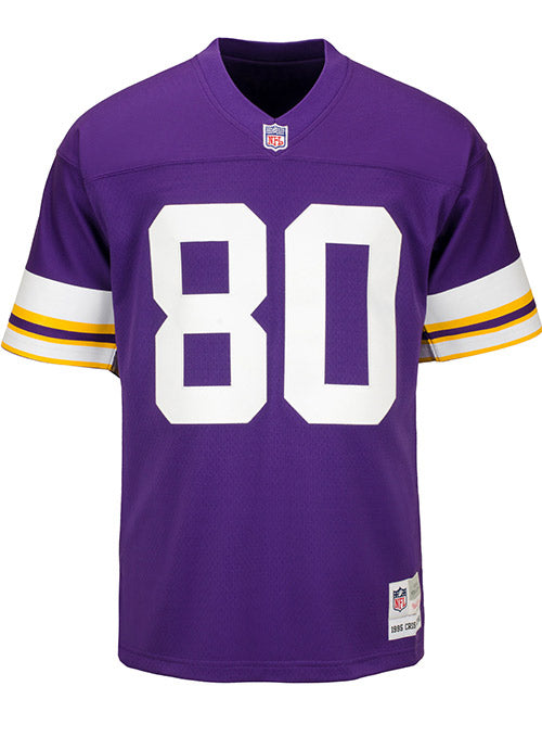 Mitchell & Ness Vikings 1995 Throwback Cris Carter Jersey
