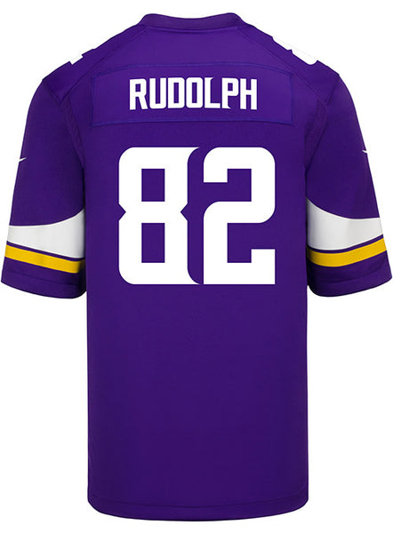info for 2790a 8ccd4 Vikings Game Home Kyle Rudolph Jersey | Vikings Locker Room