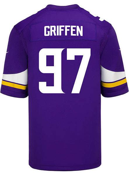 Nike Game Home Everson Griffen Jersey