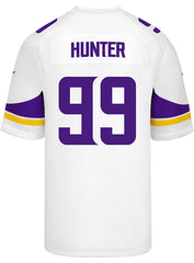 Men's Minnesota Vikings Danielle Hunter Nike White Game Jersey