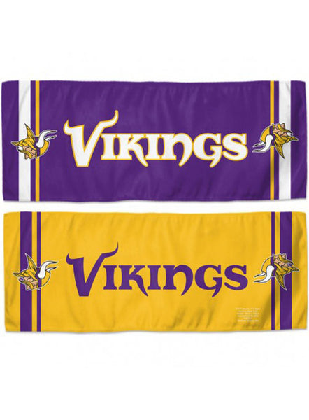 Vikings 12'' x 30'' Cooling Towel