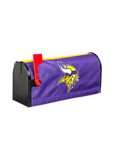 Vikings Mailbox Cover