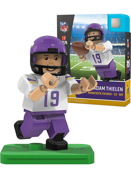Vikings Adam Thielen OYO Mini Figurine