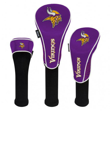 Vikings Golf Club Head Covers