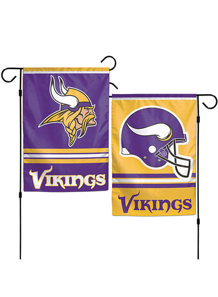 Vikings Garden Flag