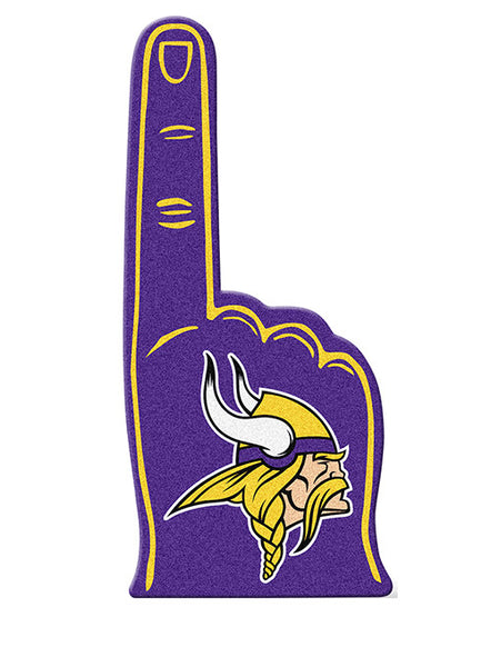 Vikings SKOL Foam Finger