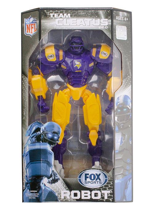 Vikings Cleatus Robot
