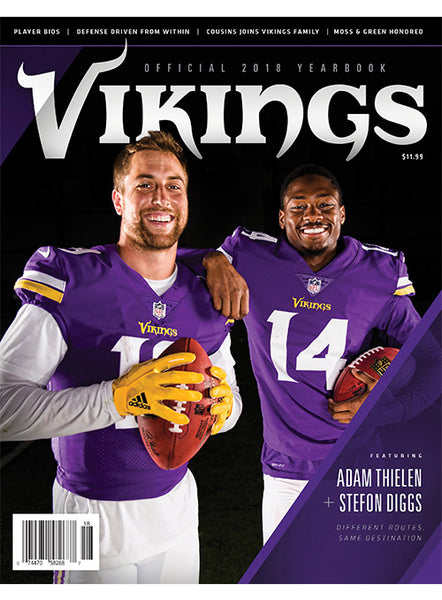 2018 Vikings Yearbook