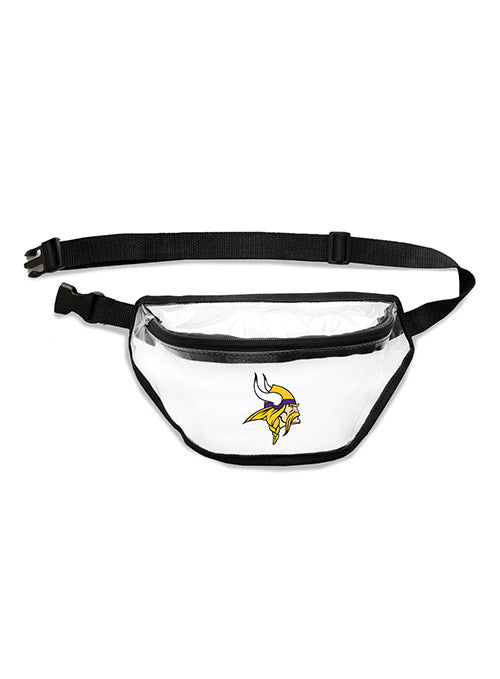 Vikings Clear Fanny Pack