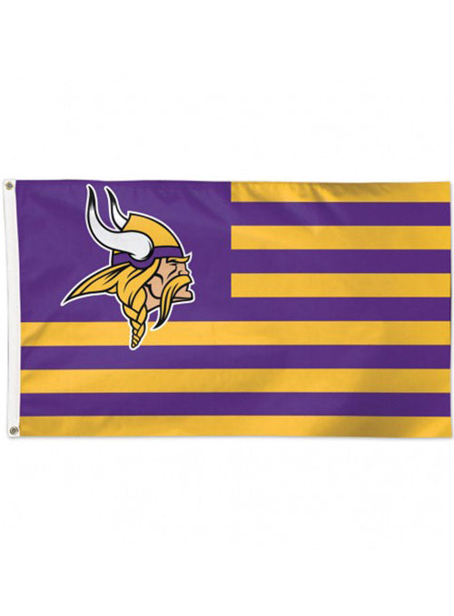 Vikings 3' x 5' Americana Flag