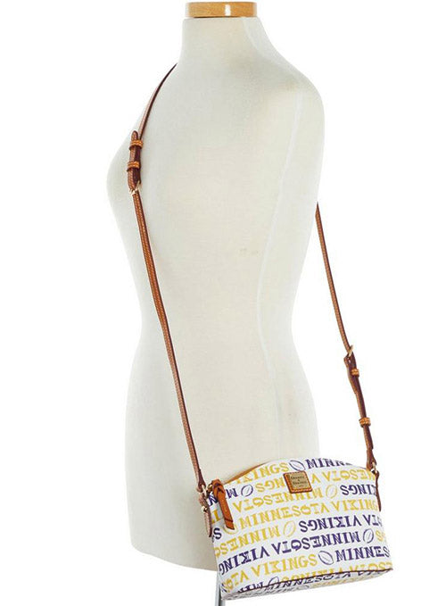 Dooney & Bourke Vikings Suki Crossbody Purse