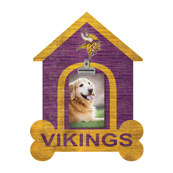 Vikings Dog House Frame