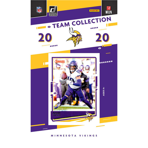 Vikings 2020 Team Card Set