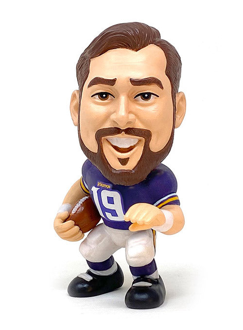 Vikings Big Shot Baller Adam Thielen Figure