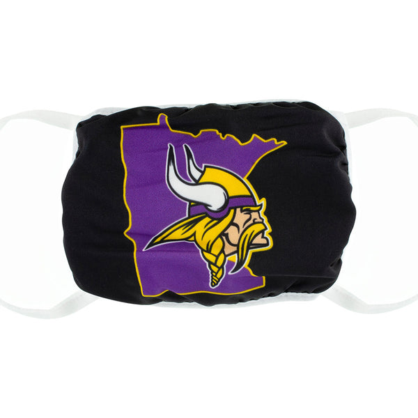 Vikings 3 Pack Face Covers