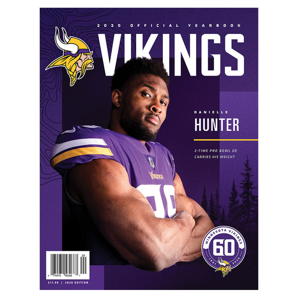 Vikings 2020 Yearbook