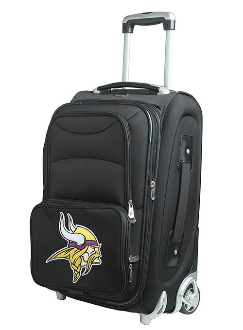 "Vikings 21"" Carry On Softside Case"