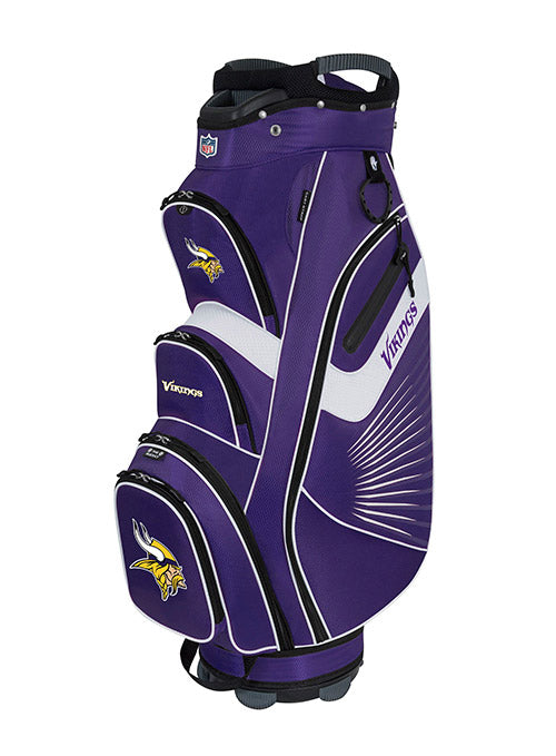 Vikings Bucket II Cooler Cart Bag
