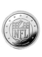 Kirk Cousins Silver Color Coin