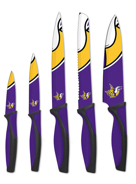 Minnesota Vikings Kitchen Knives