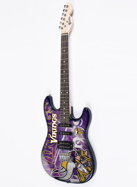 Minnesota Vikings Northender Guitar