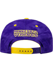 84385d391 Vikings Two-Tone Youth Snapback Hat