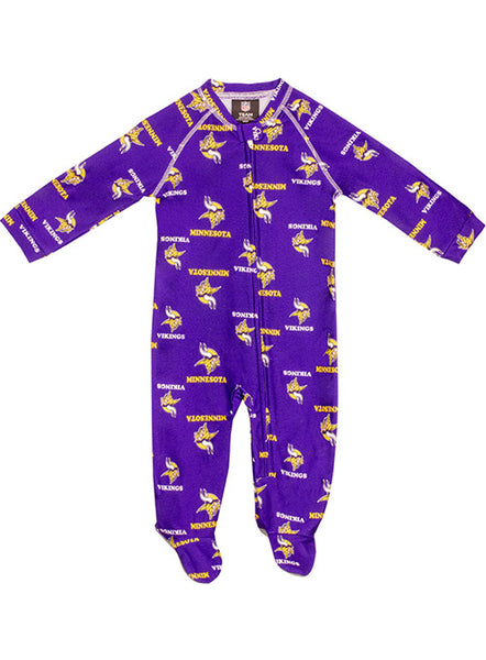 Infant Vikings Coverall