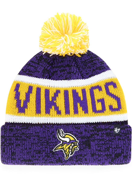 '47 Brand Vikings Youth Tadpole Knit Hat