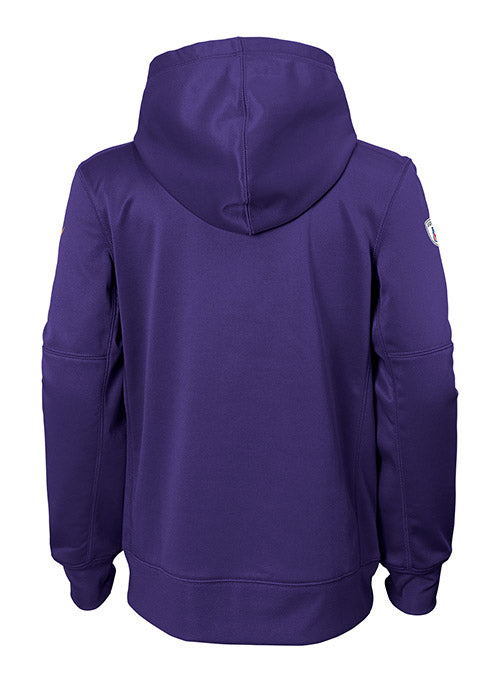 Youth Nike Pullover Thermal Hooded Sweatshirt