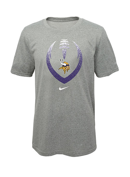 Youth Nike Vikings Icon T-Shirt