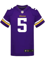 Boys Nike Game Home Teddy Bridgewater Jersey