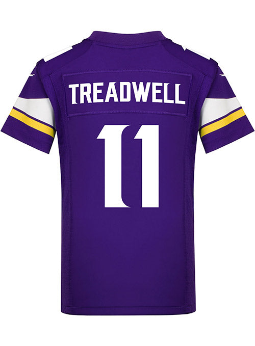 Youth Minnesota Vikings Laquon Treadwell Nike Purple Game Jersey