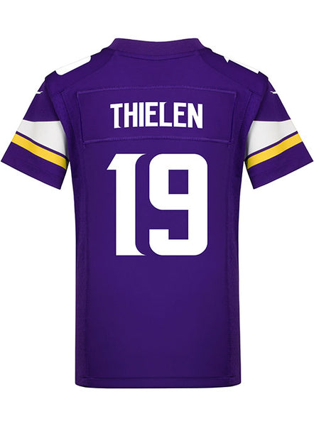 huge selection of d7f62 bfc34 Youth Nike Game Home Adam Thielen Jersey | Vikings Locker Room