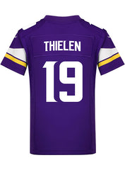 Youth Nike Game Home Adam Thielen Jersey