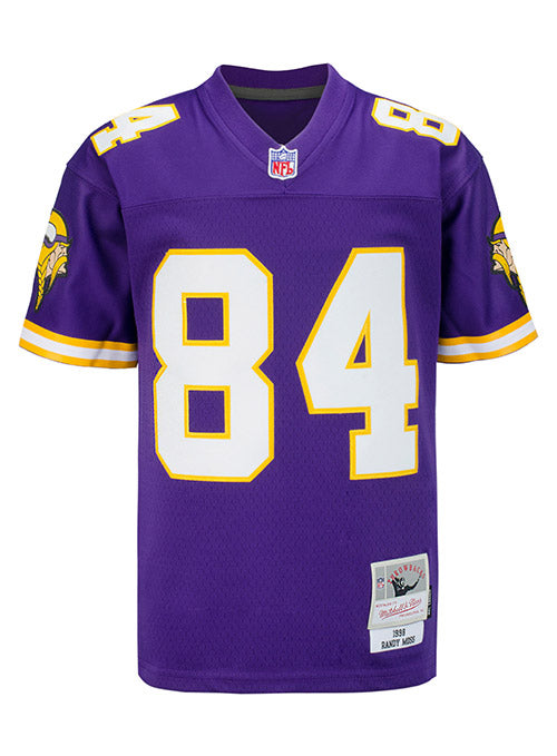 Youth Minnesota Vikings Randy Moss Throwback Jersey
