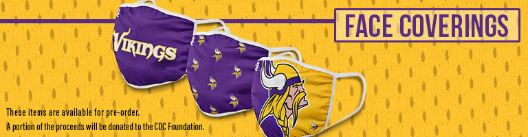 big sale a7dd7 3a126 Minnesota Vikings Merchandise at VikingsLockerRoom.com ...