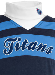 Infant Titans Cheerleader Jumper
