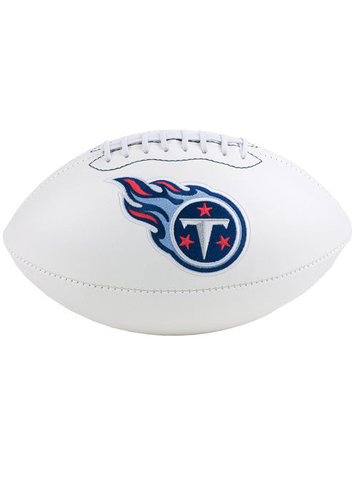Signature Series Titans Football