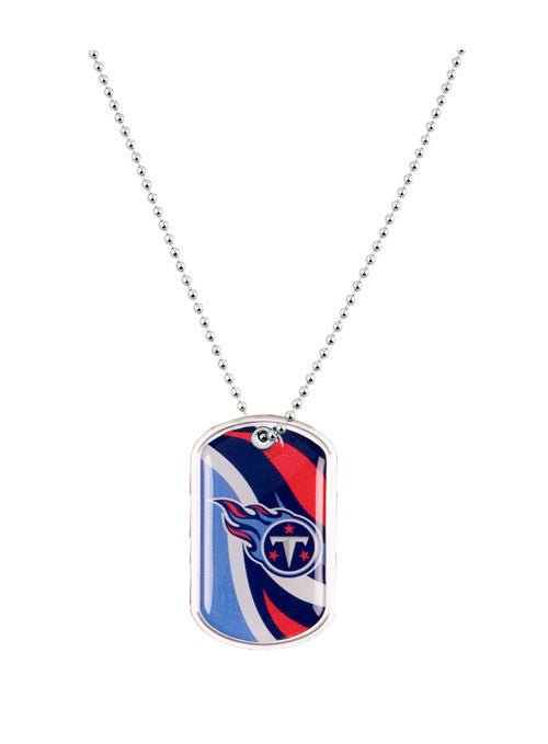 Dynamic Titans Dog Tag