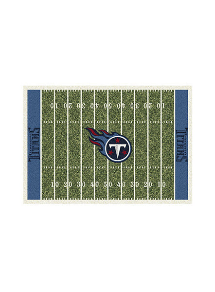 Titans Home Field Rug - 3' 10