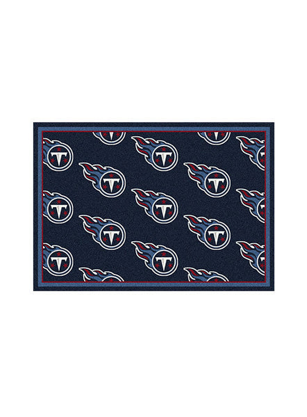 Titans Repeat Rug - 3' 10