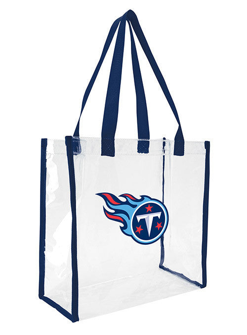 Titans Reusable Clear Bag