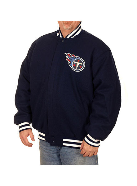 Titans Wool Jacket