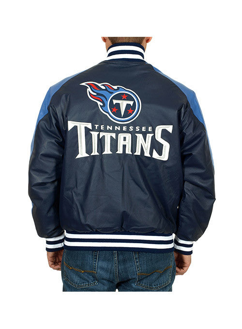 Titans Leather  Jacket