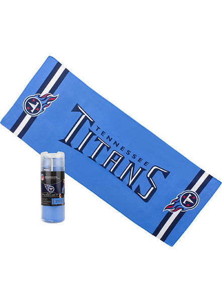 Titans 12'' x 30'' Cooling Towel